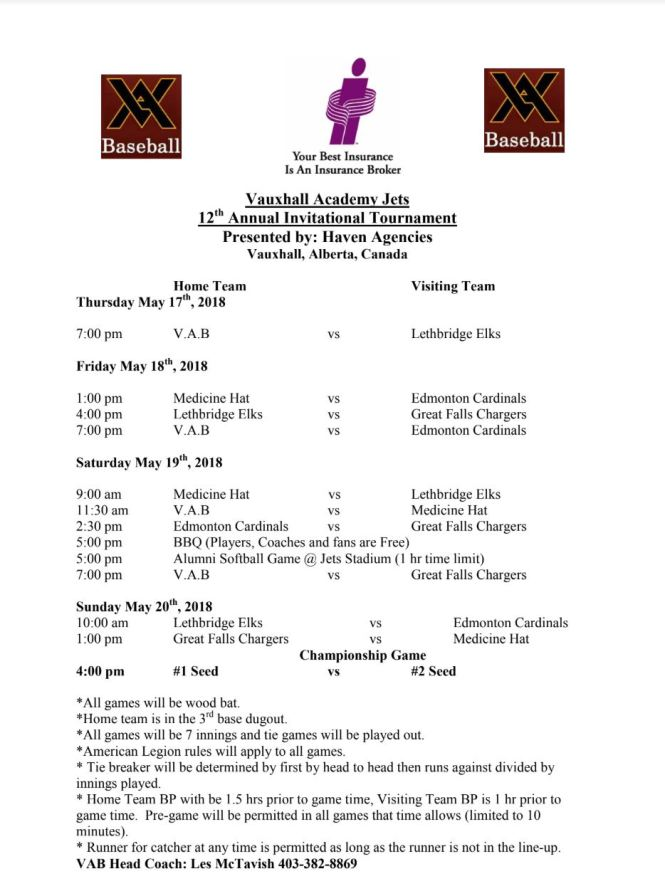 2018 vaux tourny schedule