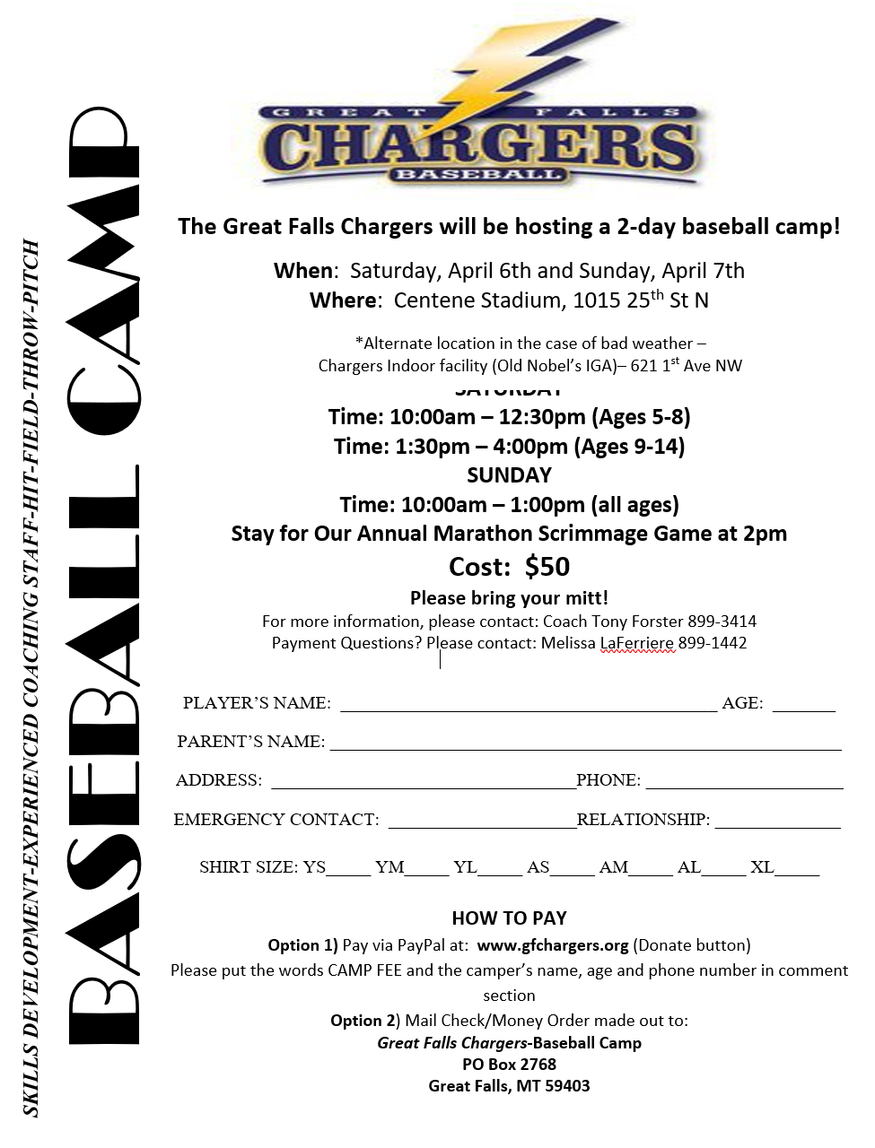 2019 Chargers Camp